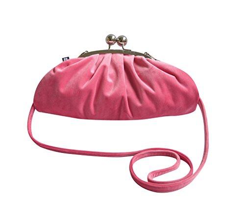 Handbag by Fair Velvet Earth Pale Pink Squared Trade Erin v71xw