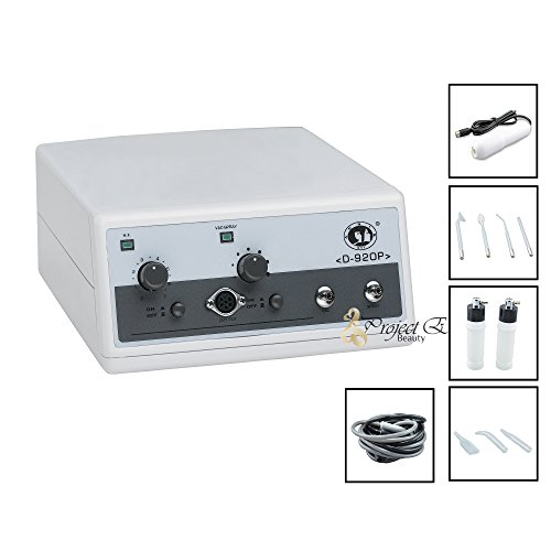 Project E Beauty Pro High Frequency Spray Vacuum Cleansing Beauty Facial Skin Spa Salon Machine a