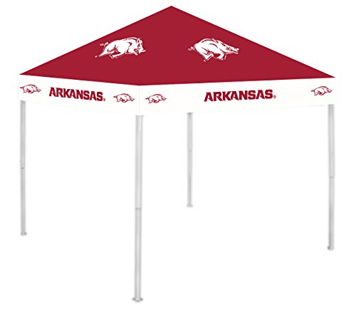 Rivalry NCAA Arkansas Razorbacks Canopy