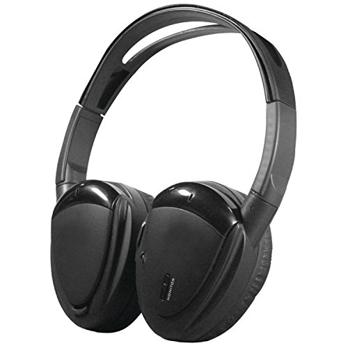 Power Acoustik HP900S POWER ACCOUSTIC SWIVEL 2CH WRLESS (Farenheit Wireless Headphones)