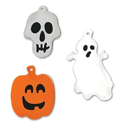 Sizzix Sizzlits Die Set 3PK - Charms, Halloween Set by Brenda Pinnick]()