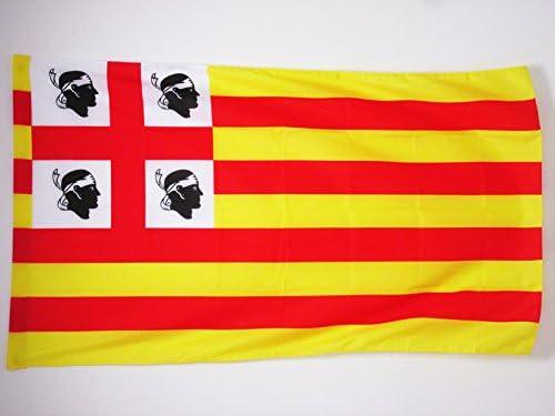 AZ FLAG Bandera de la Corona DE ARAGÓN EN CERDEÑA 150x90cm para ...