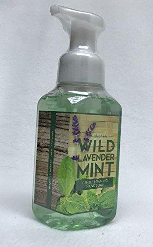 Bath & Body Works Gentle Foaming Hand Soap Wild Mint & - Fiji Soap Lavender