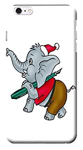 Fantastic Faye Cell Phone Cases For iPhone 6 The Cute Design With Elephant No.4