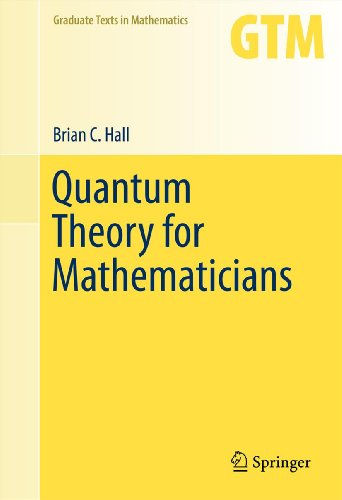 Introduction to quantum physics for mathematicians