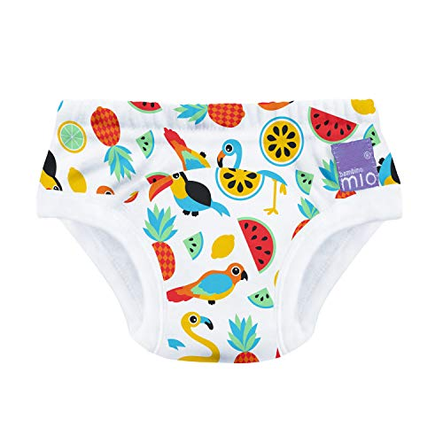 Bambino Mio, Potty Training Pants, Tropical Island, 2-3 Years
