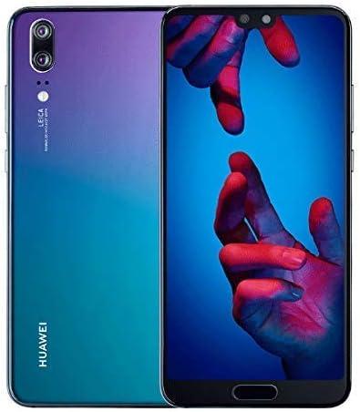 Huawei P20 Smartphone, 64 GB, 4 GB, Camera Dual, Púrpura (Twilight ...