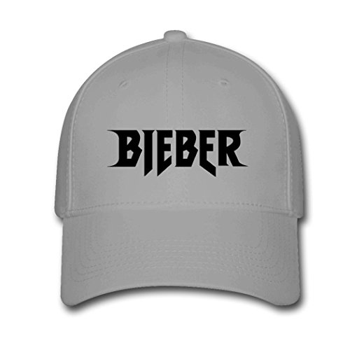 RMP Justin Bieber Purpose Tour Logo Fashion Design Baseball Caps Gray