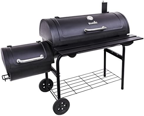 Char Broil Deluxe Offset Smoker 40 product image