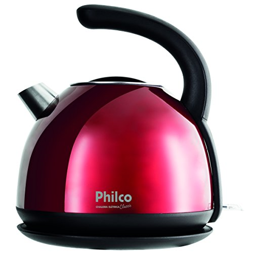 Chaleira Elétrica Classic PHC20V, Philco 53952013, Vermelho, Philco, 53952013, Vermelho