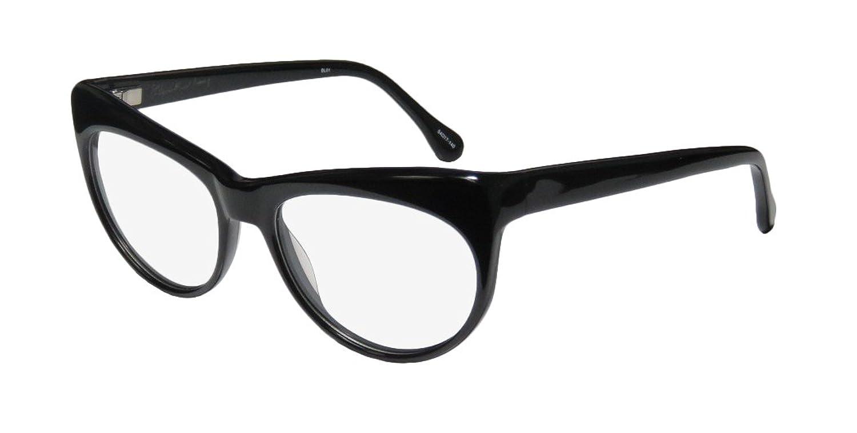 Elizabeth And James Varick Womens/Ladies Rx-able Trendy Cat Eye Full-rim Spring Hinges Eyeglasses/Eye Glasses