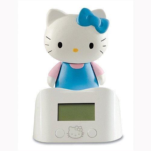 Playhut GoLive2 Hello Kitty Tech Toy Figure Blue 24047