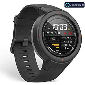 Amazon.com: Amazfit Stratos Multisport Smartwatch with ...