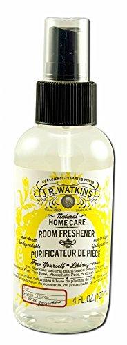 Watkins Spray Room (J.R. Watkins Room Spray, Lemon, 4 oz (Pack of 2))