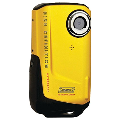 Coleman CVW9HD Xtreme Video Full 1080p HD Wateproof Camcorder w/HDMI and 2-Inch LCD by Coleman