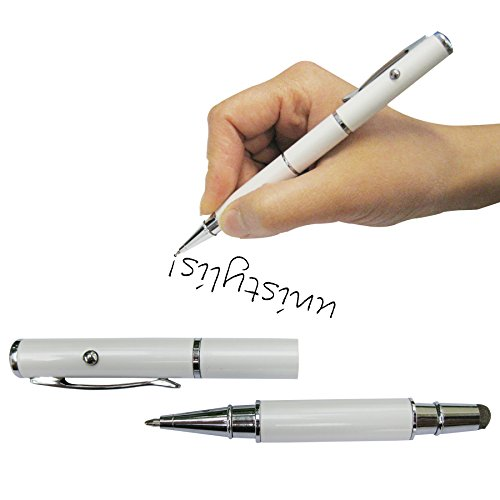 High Performance 3-1 Touch Screen Stylus+ Ballpoint Pen/Ball pen/Ink Pen +LED Light Pen iPhone Xs max/Xs/X/8/7/6S/SE Samsung Galaxy S9/S8/S7/Edge etc Preventing Cold In Winter