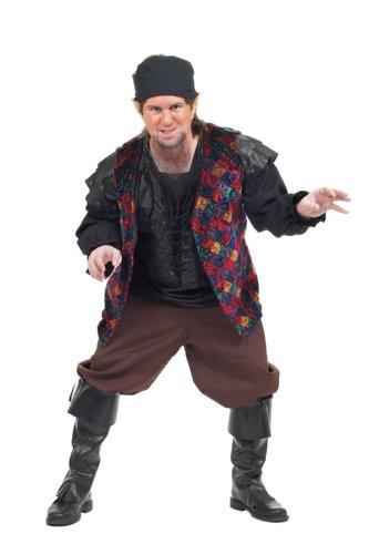 Fairy Tale - Rumpelstiltskin Adult Halloween Costume Size 46 Large (Rumpelstiltskin Costume)