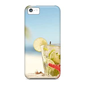 fenglinlinHigh Quality Shock Absorbing Cases For iphone 6 plus 5.5 inch-tropical Summer Drink