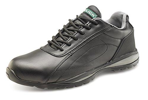 beeswift cf7bl06Cliquez Chaussures de sécurité d/d Trainer Chaussures SBP BL/GY 06