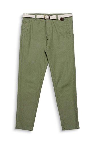 350 Esprit Homme Green Vert Pantalon khaki 8UTwZ6q