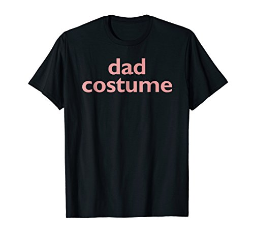 Halloween Dad Costume Father's Day Fall Holiday Party Shirt for $<!--$18.99-->