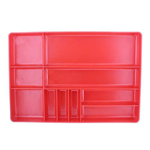 (ABN | Toolbox Drawer Organizer Tool Organizer Tool Tray - Tool Drawer Organizer Sorting Tray, 16x11x1.5