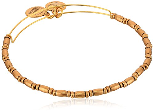 Alex And Ani Reed Rafaelian Gold Bracelet