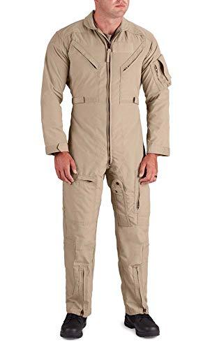Propper CWU 27/p Aramid Flight Suit Af Tan, AF Tan, 50R