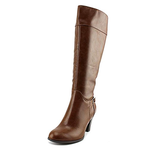 Giani Bernini Womens Boelyn Closed Toe Knee High, Cognac1046001, Size 7.5