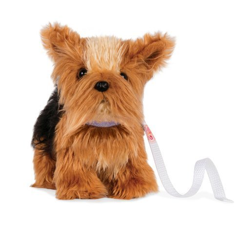 Our Generation Yorkshire Terrier Pup (Poseable) ()