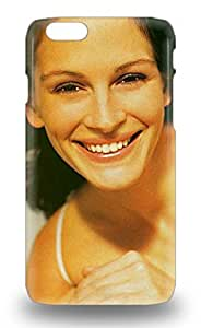 New Fashion 3D PC Case Cover For Iphone 6 Julia Roberts American Female Jules Pretty Woman Notting Hill Erin Brockovich ( Custom Picture iPhone 6, iPhone 6 PLUS, iPhone 5, iPhone 5S, iPhone 5C, iPhone 4, iPhone 4S,Galaxy S6,Galaxy S5,Galaxy S4,Galaxy S3,Note 3,iPad Mini-Mini 2,iPad Air )