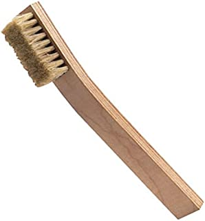 product image for Gordon Brush - ESD Safe Brush with 3/4 Inch Horse Hair Bristles, 8-3/8 Inch Wood Handle (20 Units)