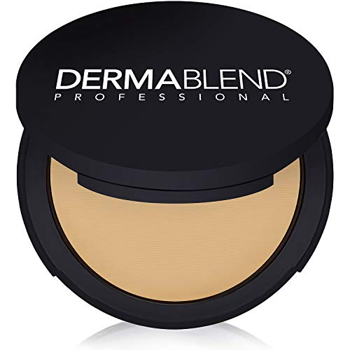 Dermablend Intense Powder Camo, Buildable Coverage Powder Foundation Makeup, 0.48oz