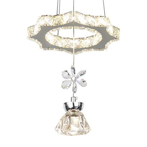 Nordic Simplicidad Cristal Piso lámpara colgante Fashion ...