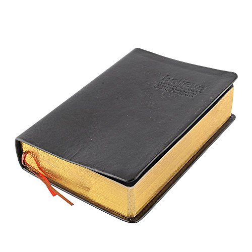 cobee-notebook-a5-black-pu-leather-vintage-bible-diary-for-travel-home-office-and-school