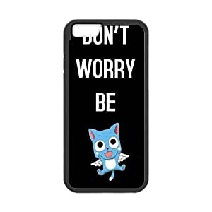 iPhone6 Plus 5.5 inch Phone Case Black Fairy Tail VMN8159079