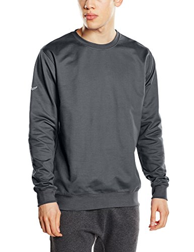 Grau Hombre 018 Sweatshirt Trigema anthrazit Sudadera Herren 7SxaIPqI