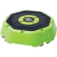 Escape Fitness Unisex's Escape RISER Platform voor stap-, aerobische, cardio- en plyometrische workouts, groen, lengte…