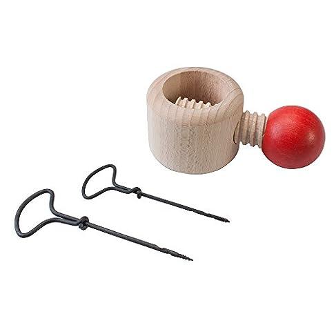 """siva toys 90037 siva ''chestnut holder craft set '', multi colour - 41CtURB4H6L - Siva Toys 90037 Siva """"Chestnut Holder Craft Set """", Multi Colour"""