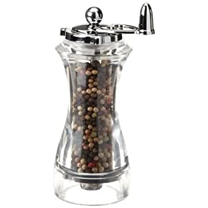William Bounds Pepper Mill, Acrylic New