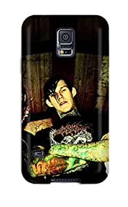Hot Design Premium LZYBxIE4380qPOVB Tpu Case Cover Galaxy S5 Protection Case(carnifex)