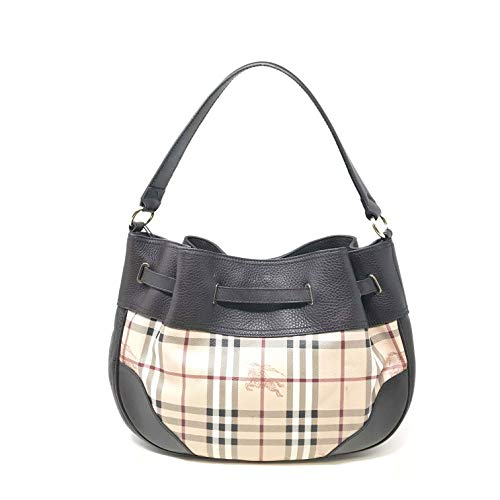 Burberry Hobo Haymarket 3882406 Check Medium Bag Willenmore Ladies rxqZzrwC