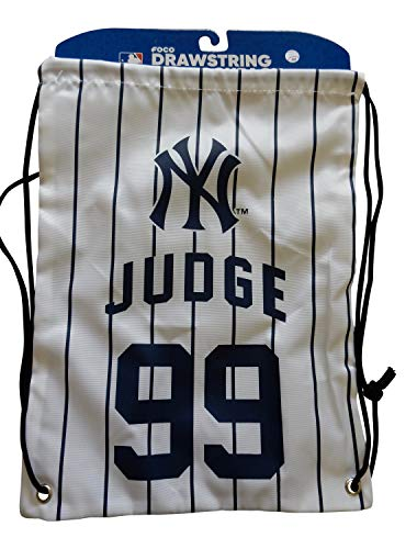 (FOCO Aaron Judge #99 New York Yankees Drawstring Bag)