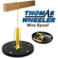 Rack-A-Tiers 19455 Thomas Wheeler Wire Spool - Romex, MC and Flex Dispenser by Rack-A-Tiers