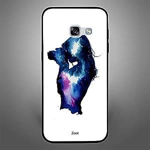 Samsung Galaxy A3 2017 Girl Clicking Photo
