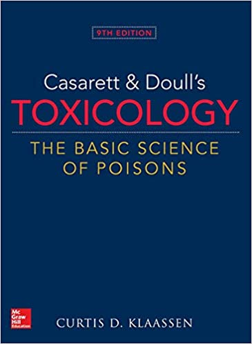 essential of toxicology by casarett doull