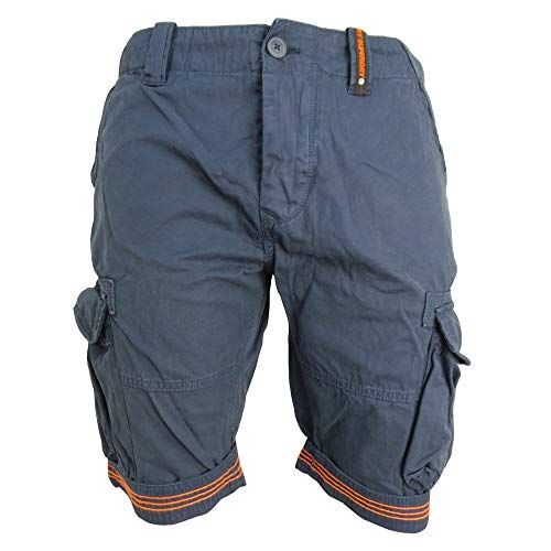 Superdry Core Cargo Lite Short 34 Btl Navy