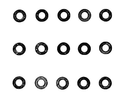 Tamiya 50586 Washer 3mm 81/84/49/62 (15)