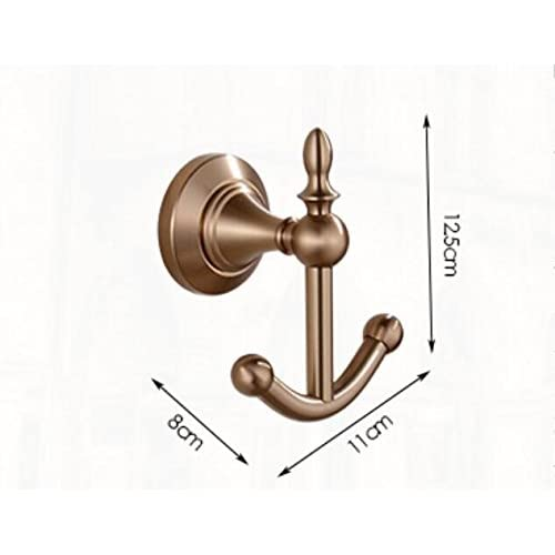ZZ Bathroom European style space aluminium towel holder pendants, antique coat hook on sale