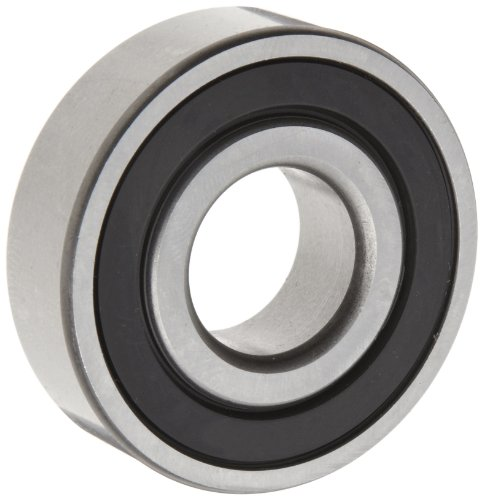RLS6-2RS Bearing 3/4 x 1 7/8 x 9/16 inch Sealed Ball Bearings